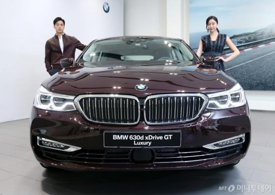 [사진]완전하게 새로워진 BMW 뉴 6시리즈 그란 투리스모