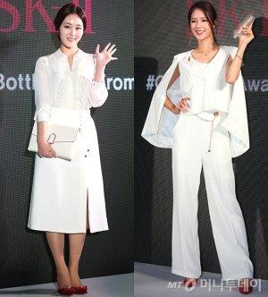 '축구 여신' 신아영 vs '야구 여신' 박기량…패션 승자는?