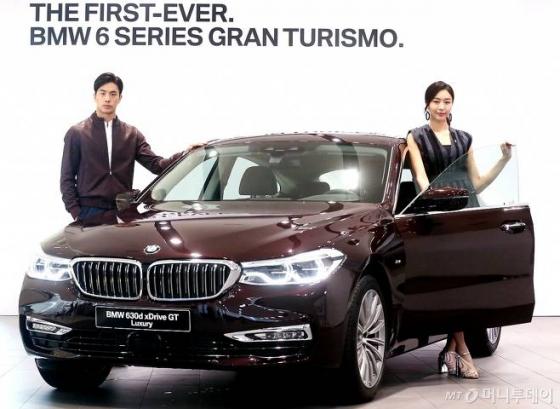 BMW 뉴 6시리즈 그란 투리스모/사진=홍봉진 기자