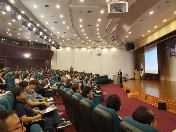 13일 오후 국회도서관 대강당에서 개최된 '애니메이션 진흥법에 관한 법률 입법 공청회. / 사진=이원광 기자