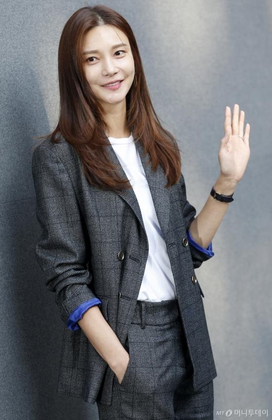 [★화보]김효진-차예련, '가을의 향기'