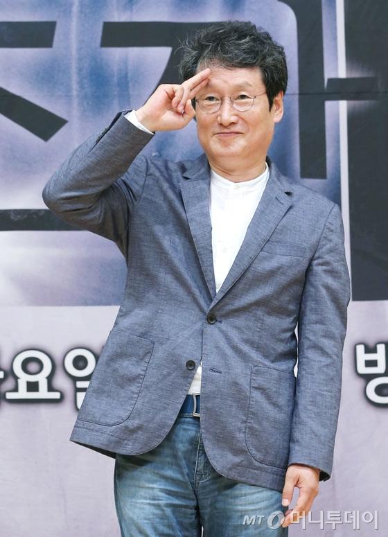 배우 문성근./ 사진=뉴스1