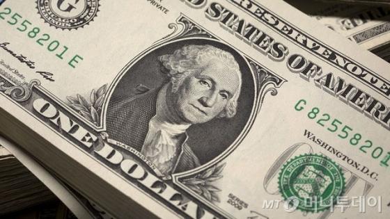 달러, 생산자물가 전망치 하회에도 상승...달러 인덱스 0.6%↑