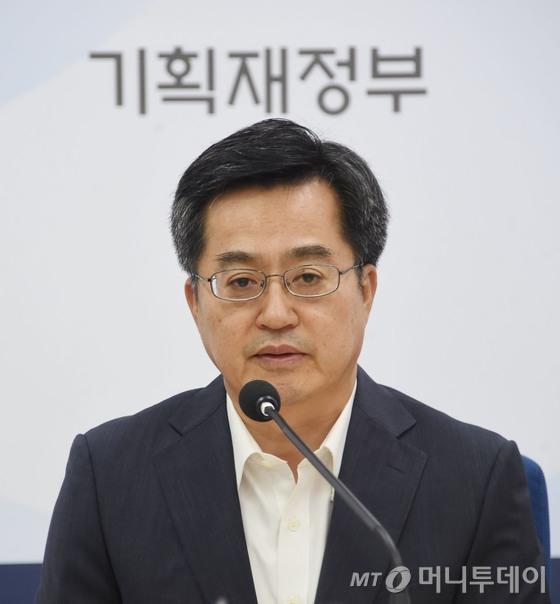 김동연 부총리 겸 기획재정부 장관/뉴스1