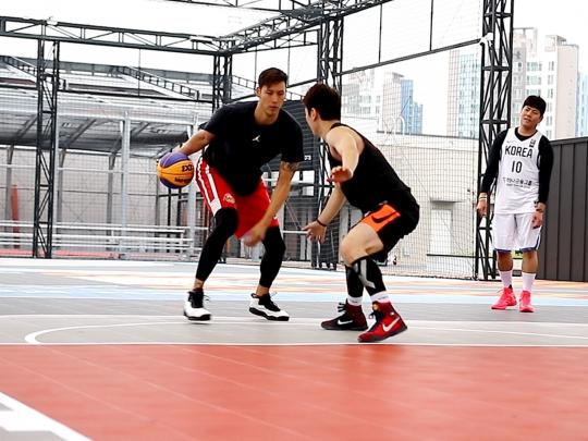한국 3대3 농구 연맹(이하 연맹)이 전용코트 오픈 기념으로 이벤트 대회를 개최한다. /사진=3대3농구연맹 제공