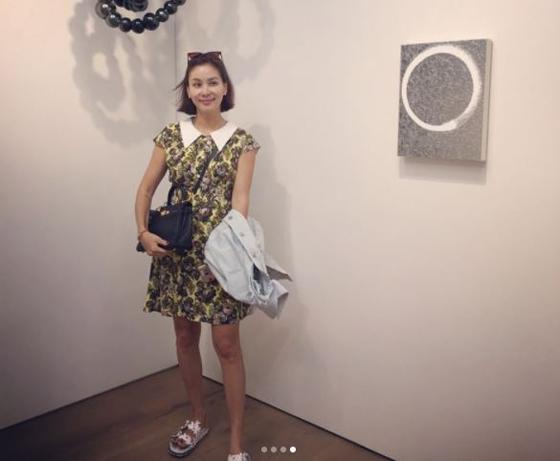 /사진=고소영 인스타그램