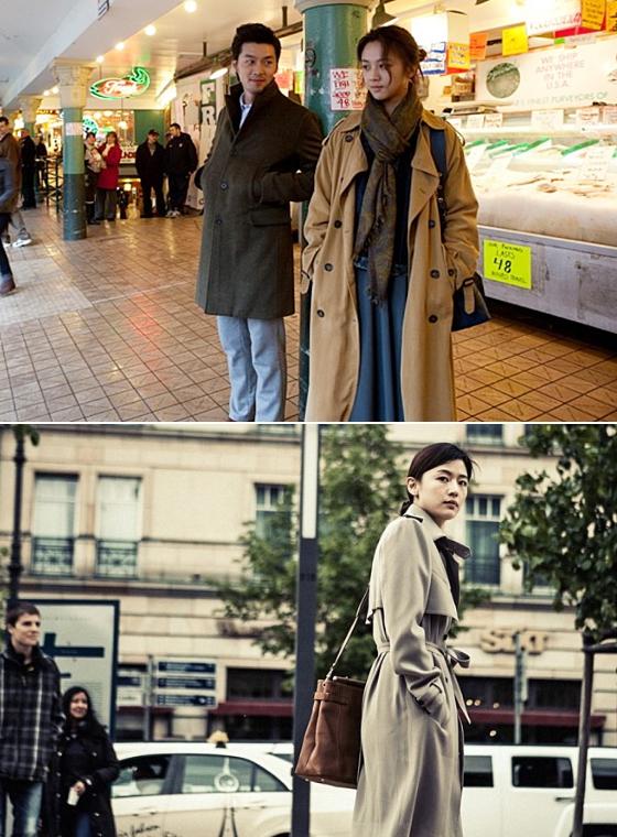 영화 '만추' 탕웨이, '베를린' 전지현/사진=보람엔터테인먼트, CJ엔터테인먼트