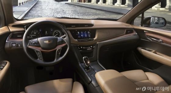 미국車 편견 깬 캐딜락 SUV 'XT5'