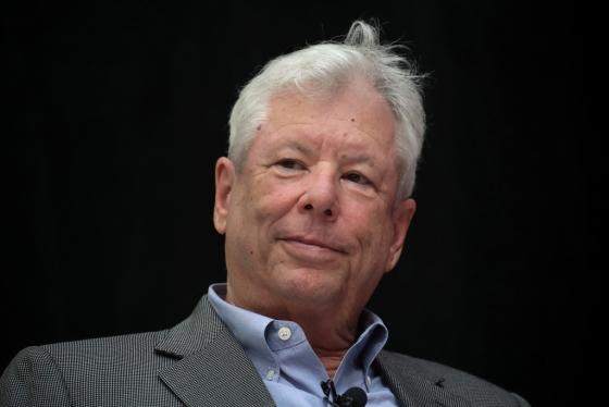 올해 노벨경제학상을 수상한 행동경제학의 대가 리처드 탈러 미국 시카고대학교 교수. /AFPBBNews=뉴스1