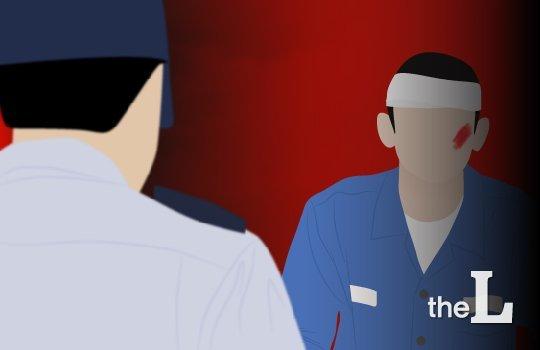 [단독] 수감자가 욕 한다고 팔 부러뜨린 교도관들…징계는 0명