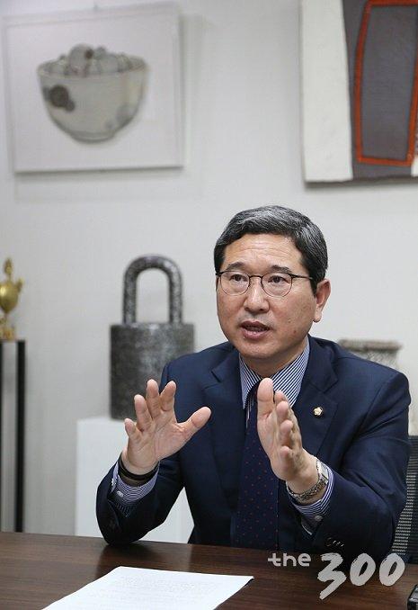 김학용 자유한국당 의원./사진=머투DB