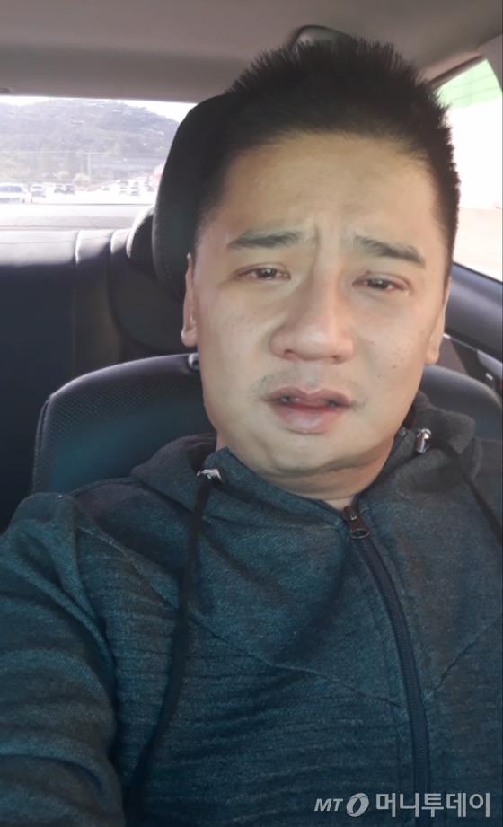 서울 여중생 살인사건 피의자 이영학씨(35)가 직접 촬영한 '유서 동영상' 캡처.