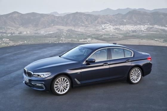 BMW 뉴 5시리즈/사진제공=BMW코리아