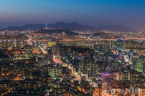 서울 야경/사진=서울시