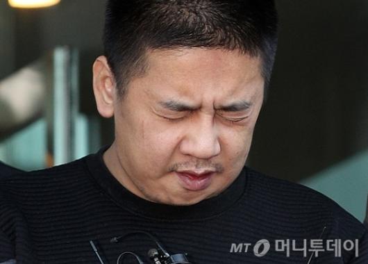 여중생 살인 사건의 피의자인 이른바 '어금니 아빠' 이영학씨(35)./사진=머니투데이 DB