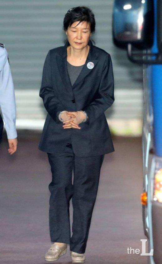박근혜 전 대통령 / 사진=홍봉진기자