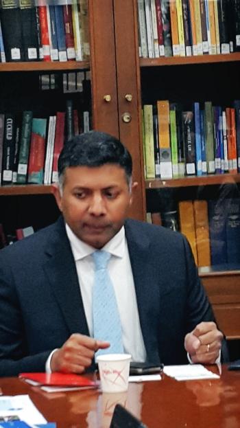 비크람 도래스와미 인도 대사