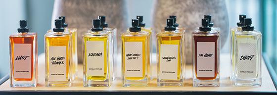 고릴라 퍼퓸 4(Goilla Perfume Volume Ⅳ)/사진제공=러쉬(LUSH)
