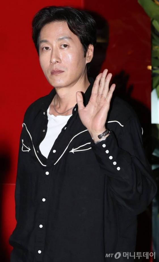 배우 김주혁 / 사진=김휘선 기자