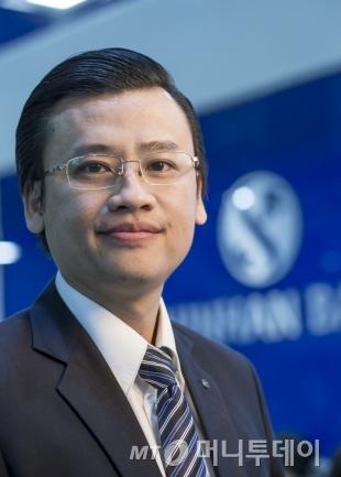 트린 방부(Trinh Bang Vu) 신한베트남은행 안동지점장 /사진제공=신한은행