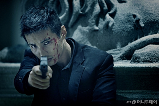'글록'을 선택하면 영화 '아저씨'의 원빈이 될 수 있다. 권총만. /사진제공=CJ엔터테인먼트