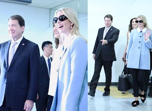 /사진=이방카 트럼프 인스타그램 캡처