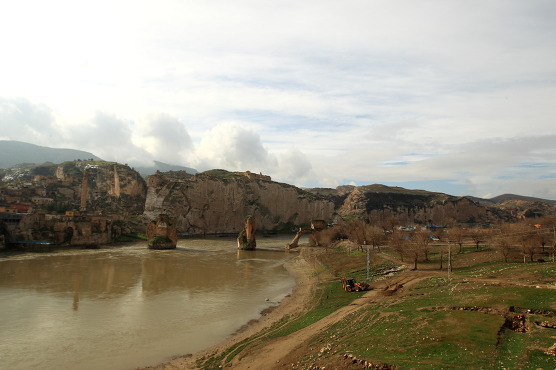 티그리스 강과 고대도시 하산케이프/사진=이호준 여행작가