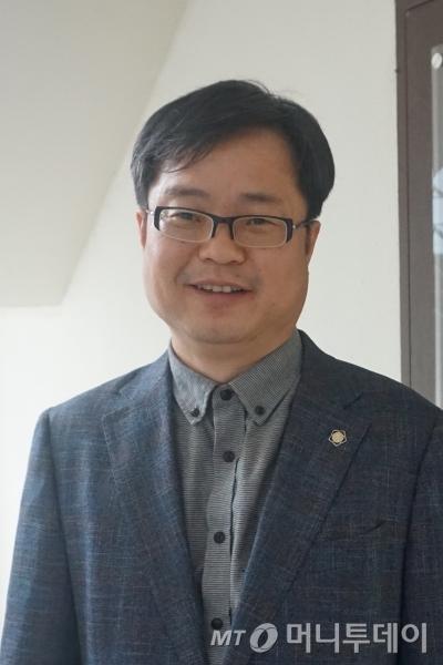 김은유 법무법인 강산 대표 변호사. /사진=김지훈 기자