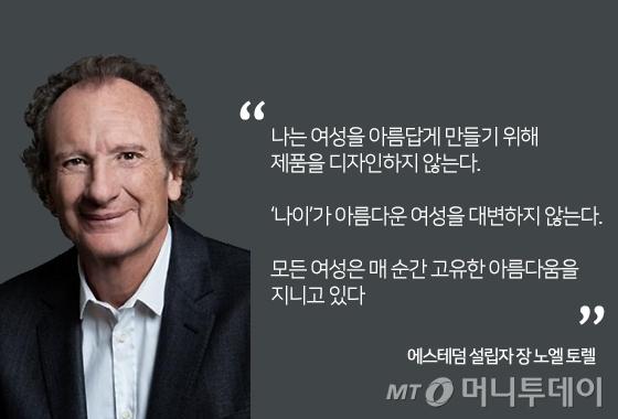 에스테덤 설립자 장 노엘 토렐/사진제공=에스테덤
