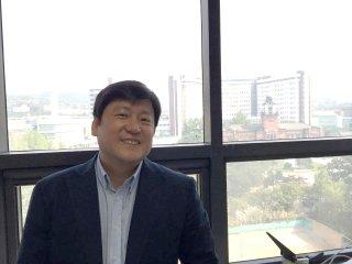 구의서 엠진바이오 대표/사진제공=엠진바이오