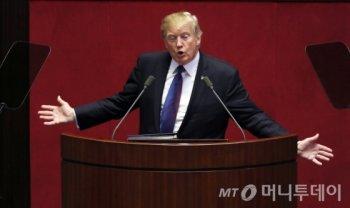"""[MusT]트럼프 """"북한은 '감옥 국가'…종교집단처럼 통치되는 국가"""""""
