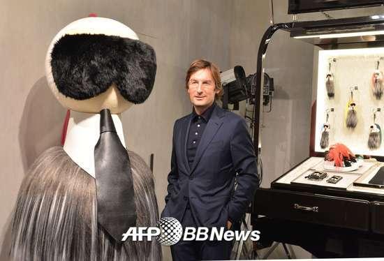 펜디 CEO 피에트로 베카리 /AFPBBNews=뉴스1