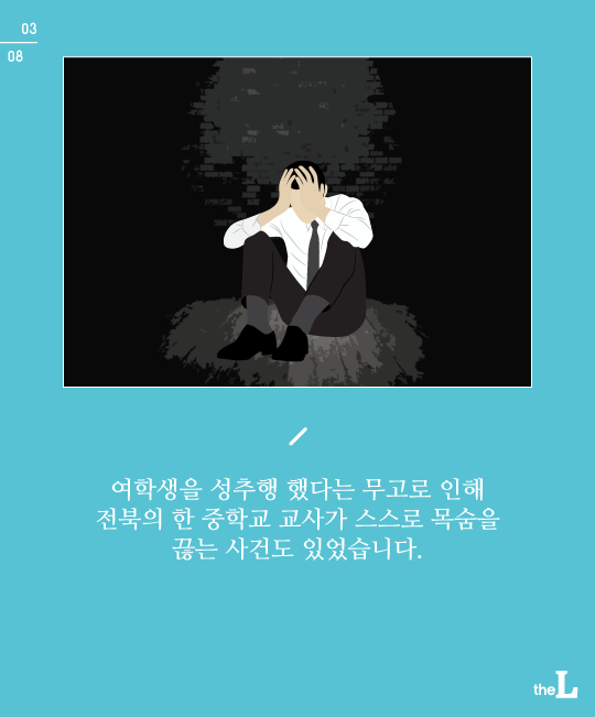 [카드뉴스] 너무나 가벼운 무고죄