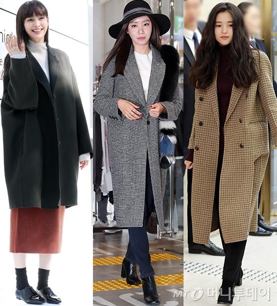 이나영, 김아중, 김태리/사진=머니투데이DB