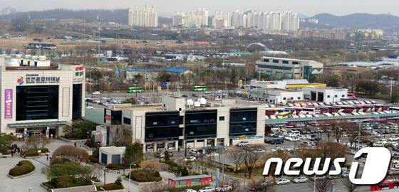 인천종합터미널 전경/사진=뉴스1