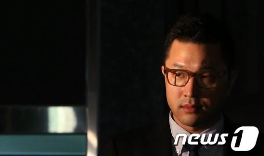 이명박 전 대통령의 아들 이시형씨 /사진=뉴스1
