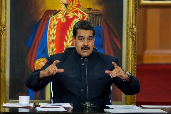 니콜라스 마두로 베네수엘라 대통령/사진=블룸버그