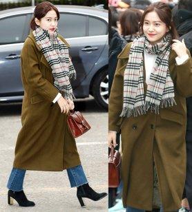 """'레드벨벳' 예리, 반묶음으로 '청순미'…""""성숙한 분위기"""""""