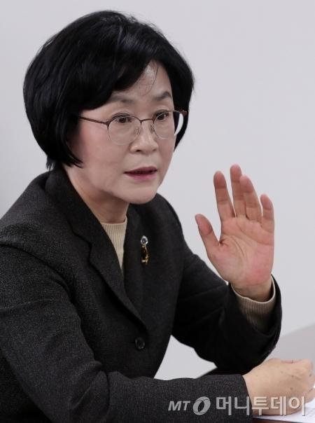 김상희 저출산고령사회위원회 부위원장 /사진=김창현 기자