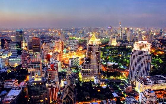 태국 방콕. /사진제공=익스피디아<br />