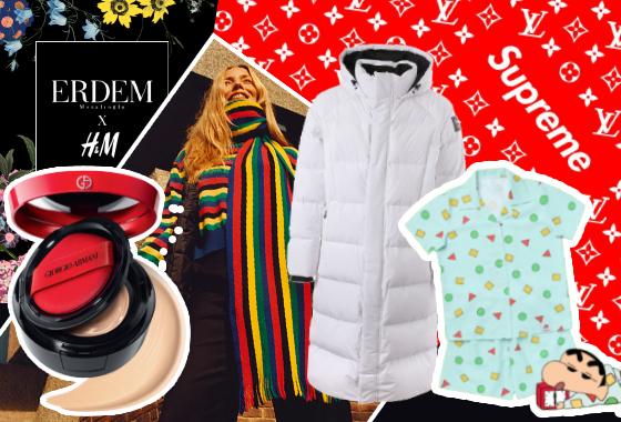 /사진=H&M, SPAO, Louis Vuitton, 평창동계올림픽 공식 온라인몰