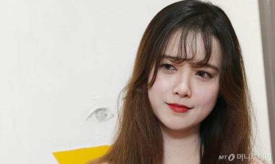 배우 구혜선 /사진=김창현 기자