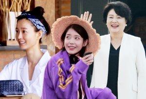 정유미, 아이유, 김정숙 여사…2017년 달군 패션아이템 셋