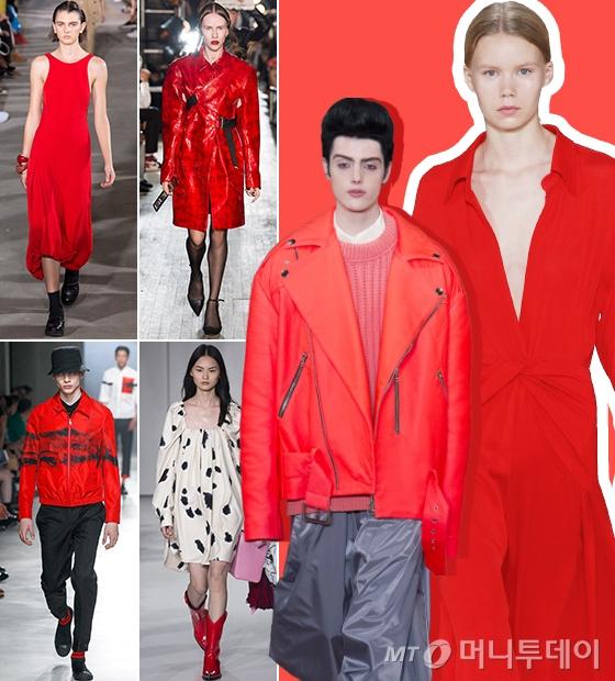 /사진=3.1 Phillip Lim, Helmut Lang, Neil Barrett, Calvin Klein, Marc Jacobs, Oscar de la Renta
