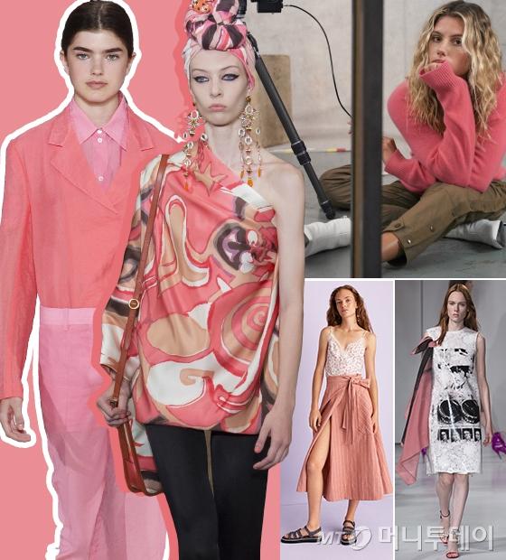 /사진=Victoria Beckgham, Marc Jacobs, Rag&Bone, Rebecca Taylor, Calvin Klein