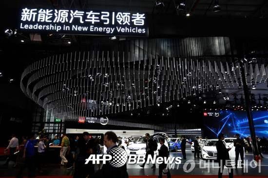 불붙는 중국 전기차 시장…포드 2025년까지 15개 모델 출시