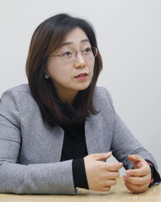 허세은 한국거래소 분쟁조정팀 변호사. /사진 제공=한국거래소