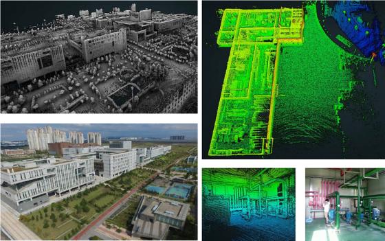 첨단 스캔으로 신속·정밀 디지털 공간 정보 구축