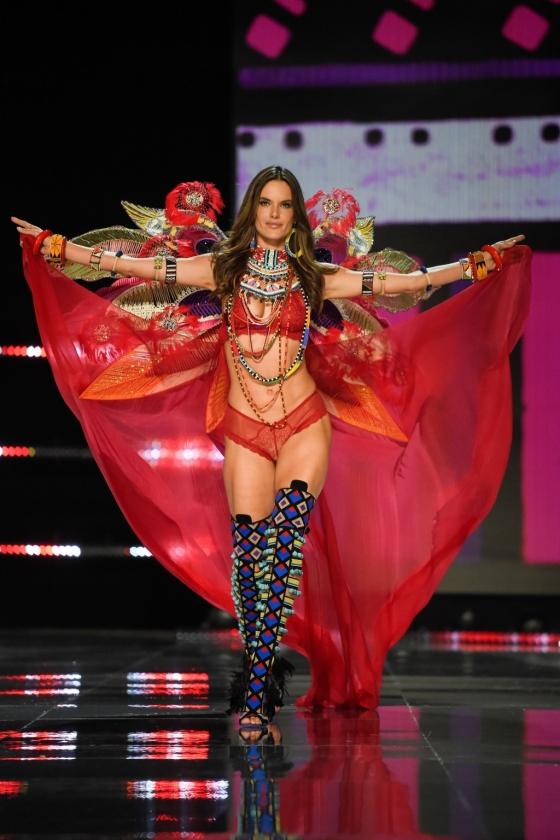 모델 알레산드라 엠브로시오 (Alessandra Ambrosio) /AFPBBNews=뉴스1