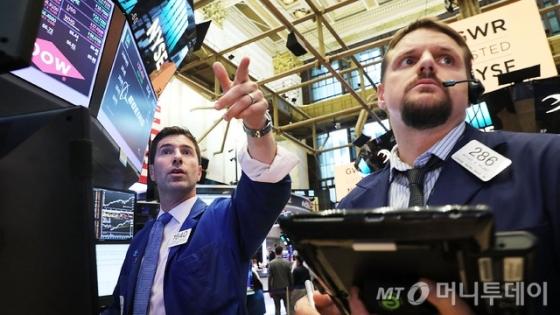 [뉴욕마감]뉴욕증시, 기술주 상승세에 올라...S&P, 5일만에 반등